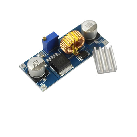 5A XL4015 DC-DC Step down Adjustable Power Supply Module