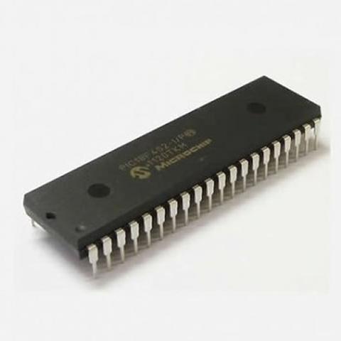 8-Bit Microcontroller – PIC18F452
