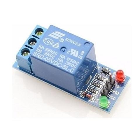 Arduino Single Channel Relay Module