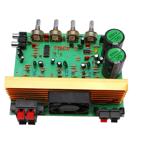 Channel Digital Amplifier Board 1