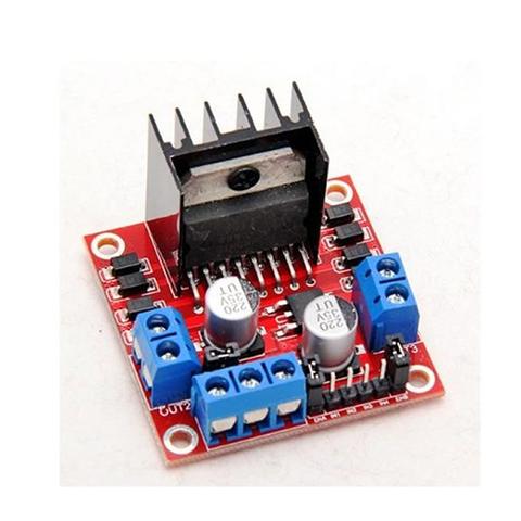 L298 H-Bridge Motor Driver – Arduino Compatible