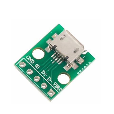 Micro USB to DIP Adapter- Pair
