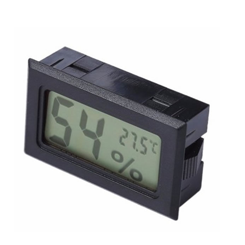 Mini Digital LCD Indoor Thermometer and Hygrometer