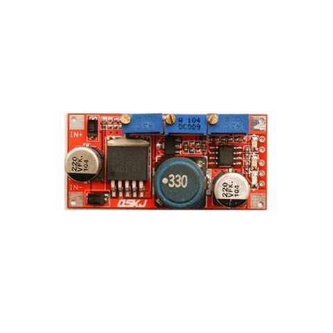 Step down Adjustable Power Supply Module – LM2596 DC-DC