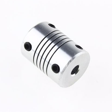 Stepper Motor Shaft Coupler 5mm to 5mm