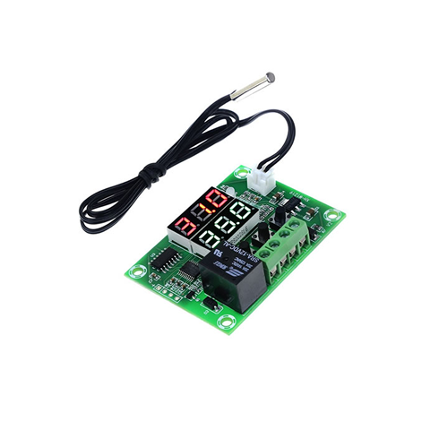 Thermostat Temperature Controller Switch Module with DUAL LED digital display