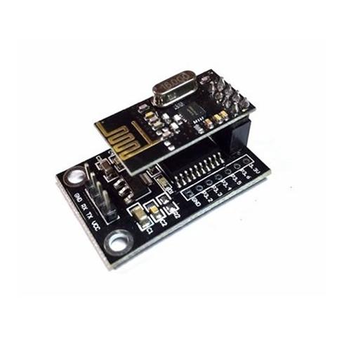 Transciever & Adapter Board NRF2401+