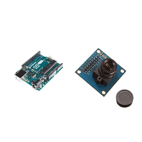 arduino uno and camera