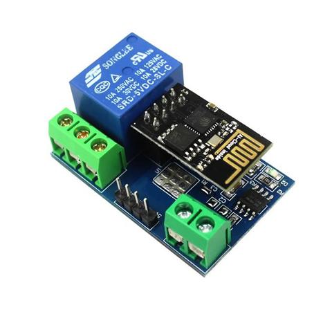 esp8266 relay module