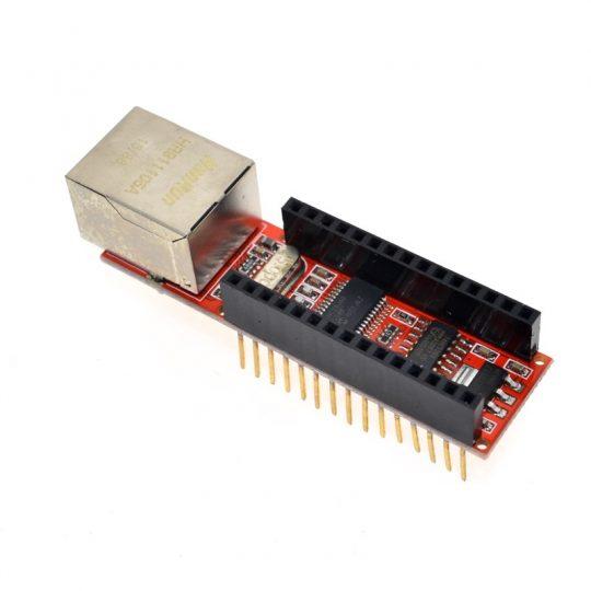 1PCS ENC28J60 Ethernet shield