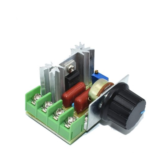 2000w 220v SCR Electronic voltage