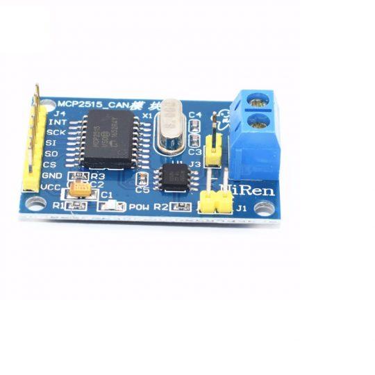 MCP2515 CAN Bus module TJA1050 Reciever SPI