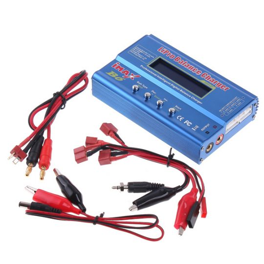 Best-Deal-iMAX-B6-Digital-LCD-Screen-RC-Lipo-NiMH-Battery-Balance-Charger-With-T-Plug
